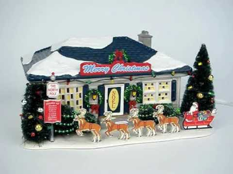 The Season's Greetings House 4025315 Department 56 Original Snow Village