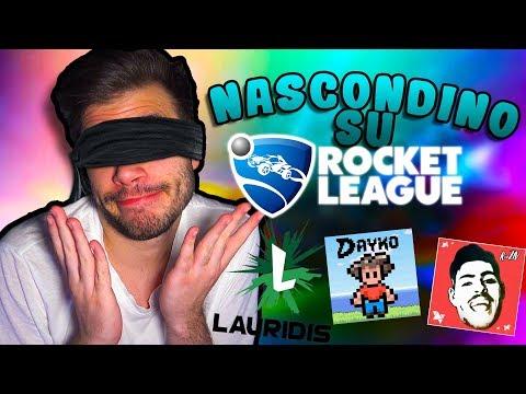 A caccia di Lauridis, Dayko e ReiZIV! Nascondino su Rocket League ITA Gameplay Workshop thumbnail