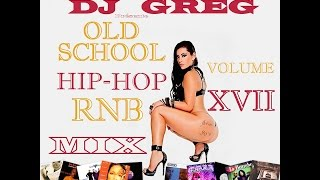 ✅  OLD SCHOOL RNB HIP HOP MIX 90's VOL.17
