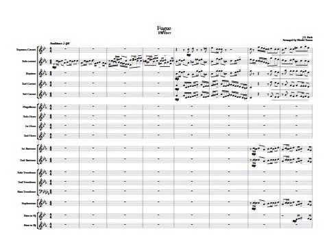 brass band sheet music pdf