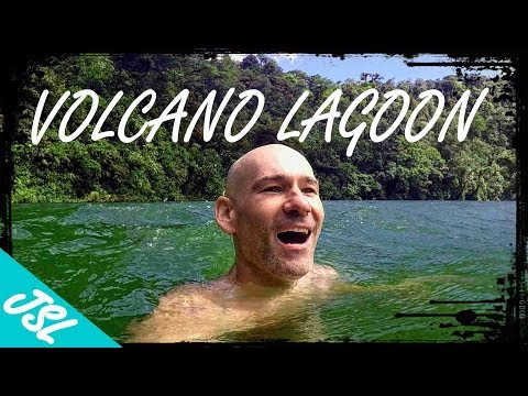 Swimming in a Volcano - Cerro Chato, Costa Rica