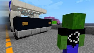REALISTIC WORKING CARS IN MINECRAFT!