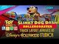 'Slinky Dog' Rollercoaster Arrives at Toy Story Land at Walt Disney World - Disney News - 5/30/17
