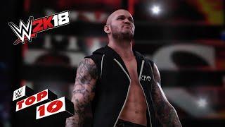 Incredible RKOs Outta Nowhere: WWE 2K18 Top 10