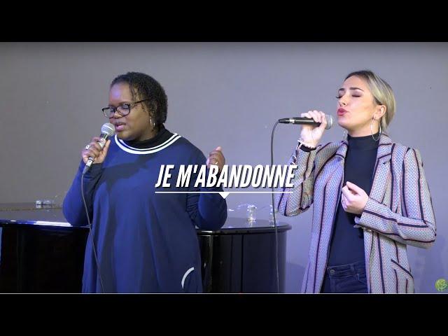 Je m'abandonne (acoustique) - Eerv Worship