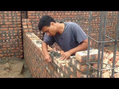 Latest Modern Construction Bulkhead Walls For House - How To Install a Brick Wall Easy