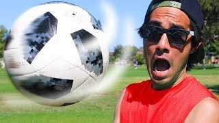 World Cup Magic Tricks - How Zach King would Win the FIFA World Cup