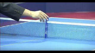 "Table Tennis - ""Never Give Up!"" -"