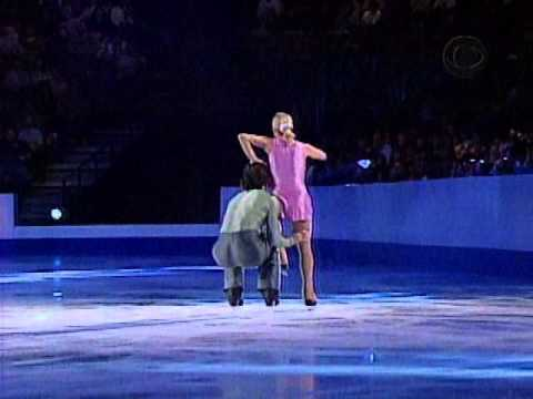 Elena Berezhnaya & Anton Sikharulidze   Let Me Fall   AP   2003 Ice Wars