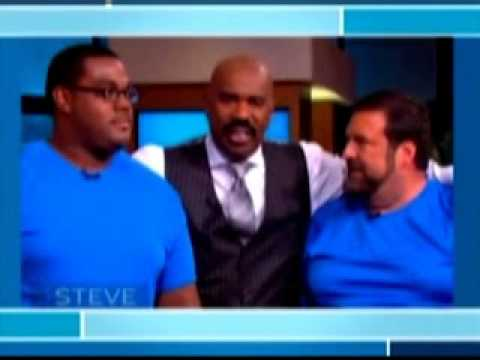 Downsize Fitness Partners with The Steve Harvey Show