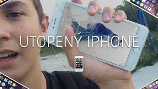 VLOG: Utopený iPhone