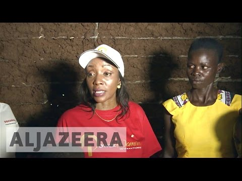 Kenya women speak out  against widow-cleansing tradition