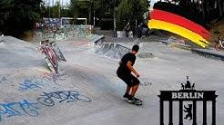 SKATEBOARDING in BERLIN !