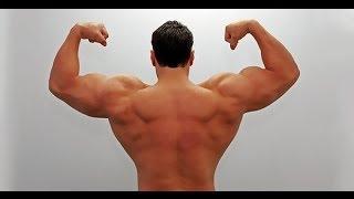 Как накачать спину(Как накачать мышцы спины. Для того что бы накачать спину, необходимо выполнять эти простые 4 упражнения...., 2013-12-02T17:31:41.000Z)