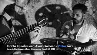 Jacinta Clusellas and Alesio Romano - Vlatos Jazz - Thalassa