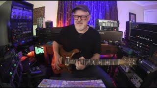 Rosanna Solo Lesson I The Best 4 Bar Solo Ever I With Free Tabs | Tim Pierce | Carl Rydlund