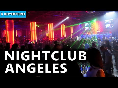 High Society Night Club, Angeles City, Philippines S3, Vlog #38