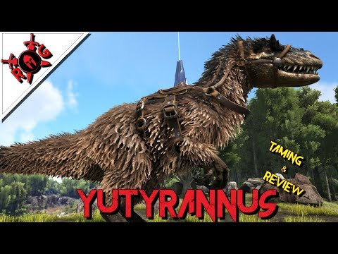 ARK: YUTYRANNUS TAMING & REVIEW! Patch 258 [Where they are & Why you need them]