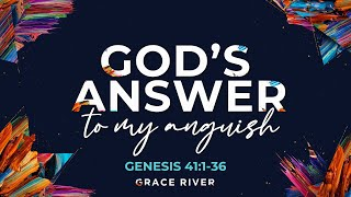 FOR GOOD | God's Answer To My Anguish