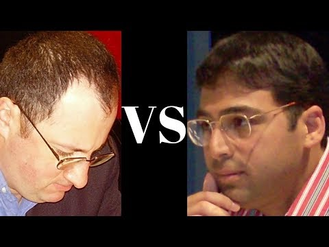 Boris Gelfand vs Vishy Anand - World Chess Championship 2012 - Game 4 - Slav Defense