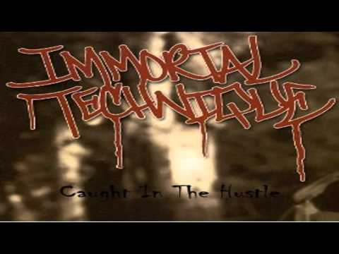 IMMORTAL TECHNIQUE - CAUGHT IN THE HUSTLE (HD)