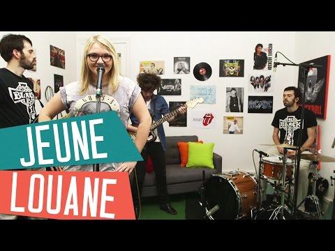 JEUNE (J'AI ENVIE) - LOUANE - Chanson de l'album Chambre 12
