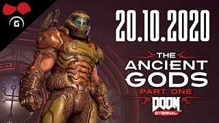 Doom Eternal: The Ancient Gods - Part One | #1 | 2/2 | 20.10.2020 | #Agraelus