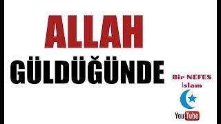 Allah güldüğünde  (Duygusal) - [Khaled Rashed]