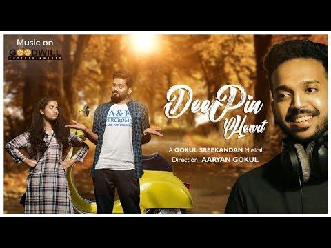 DeePin Heart Romantic Music Video 2019 | K S Harisankar | Gokul Sreekandan | Aaryan Gokul | Ashlin