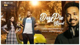 DeePin Heart Romantic Music 2019 | K S Harisankar | Gokul Sreekandan | Aaryan Gokul | Ashlin