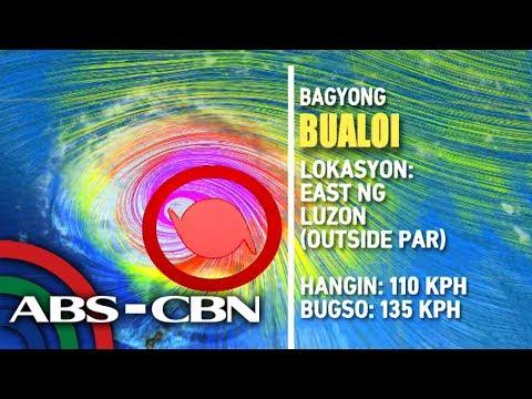 Typhoon Bualoi Rapidly Intensifies, Unlikely To Hit Philippines | UKG
