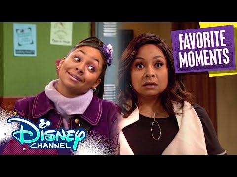 Raven Now vs. Then | Raven's Home | Disney Channel