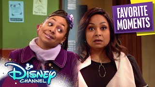Raven Now vs. Then | Raven's Home | Disney Channel