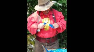 Mountain Man Bushcraft......Cutting Edge#2