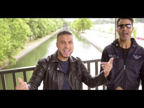 FAYCAL MIGNON FT DJ HARONE - ELLE DANSE LE WAY WAY , Groupe SAPHIR & DJAK'S