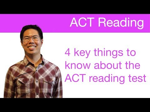 Best ACT Reading Prep Strategies, Tips, and Tricks - 4 Key Things to Know About the ACT Reading Test