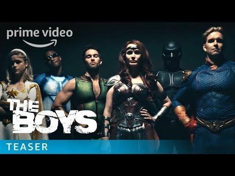 "The Boys - Uncensored Teaser Trailer: ""Spank""   Prime Video"