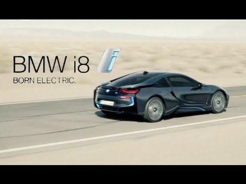 Bmw I8 Powerful Idea Commercial Youtube
