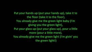 Roll Deep - Green Light (ON SCREEN LYRICS)