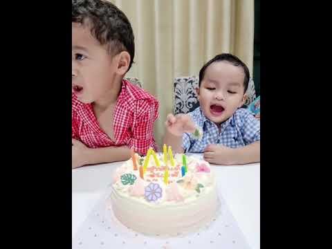เฮียเทวาส   เป่าเค้กวันแม่ 2564 #เค้กS&P #เอสแอนด์พี #วันแม่ #เป่าเค้ก  #เฮียเทวาส #Tevasthailand