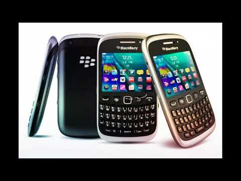 Instalador Rápido Blackberry 9320 OS 7 1 - YouTube