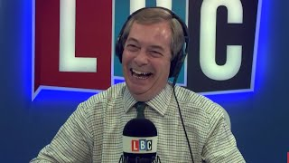 The Nigel Farage Show On Sunday: Do people deserve the right to anonymity? 2/2  LBC - 17th Dec 2017