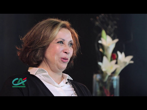 Crédit Agricole Egypt customers' testimonial for its 10th Anniversary! Part 1