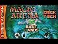 Magic Arena Standard | Bant Lands Deck Tech
