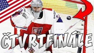 ČESKO - USA | MS v hokeji 2018