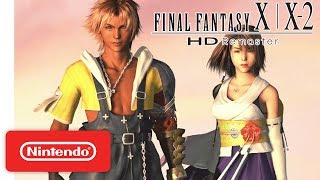 FINAL FANTASY X/X-2 HD Remaster - Your Story Begins - Nintendo Switch thumbnail