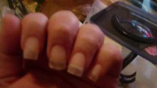 Acrylic Nails How To Thumbnail