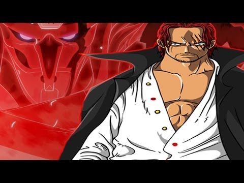 "One Piece - Shanks Kings Haki ""THOR"" Lightning God 