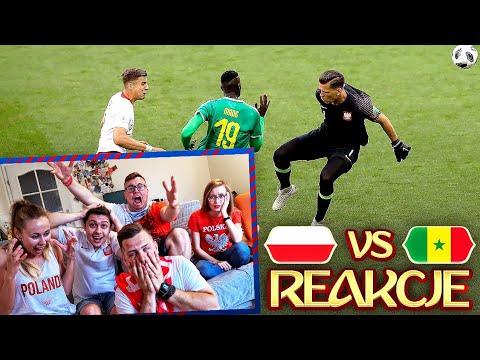 POLSKA 1 - 2 SENEGAL | REAKCJE NA MECZ! 🇵🇱🏆🇸🇳