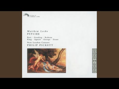 Locke: Psyche - By Matthew Locke. Edited P. Pickett. - Symphony at the parley of Mars and Venus